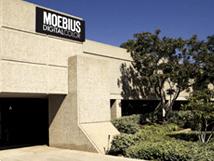 Moebius Digital Color Studio Building