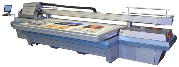JETI® 3150 Flatbed Printer